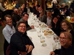 SPSP New Orleans lab dinner